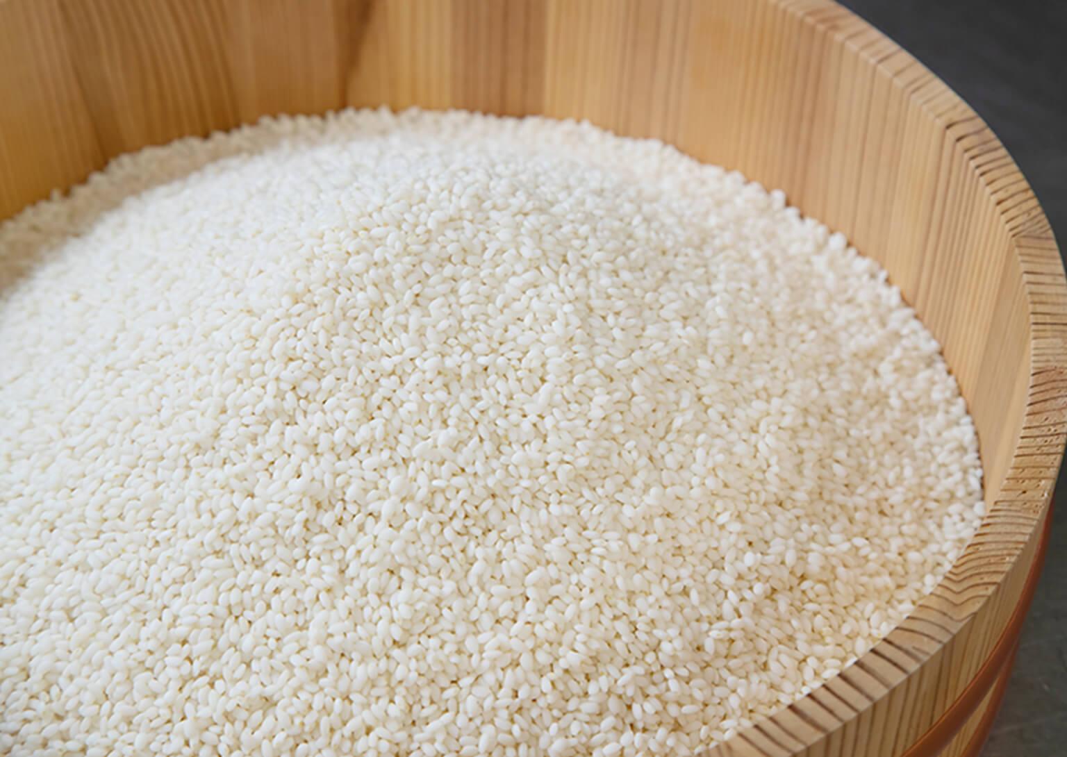 国産もち米だけを使用