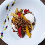 餅 レシピ 人気 一関 もちのまち 餅の町 大林製菓 餅文化 パプリカ